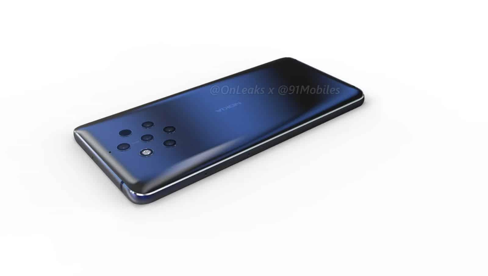 Nokia 9 OnLeaks render 12
