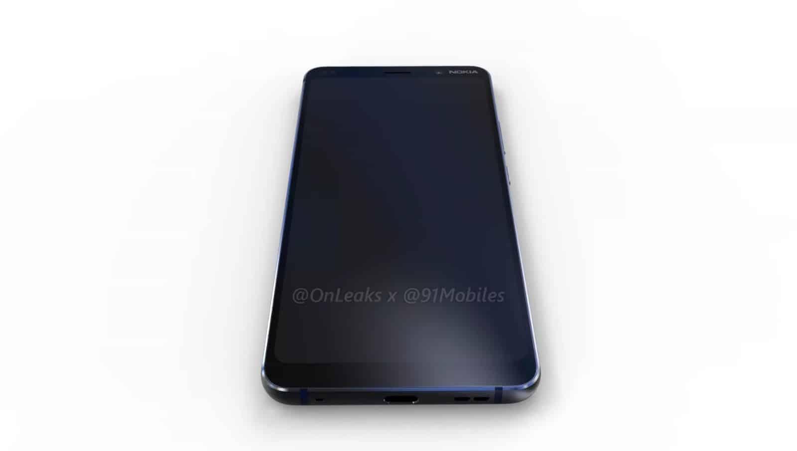 Nokia 9 OnLeaks render 3