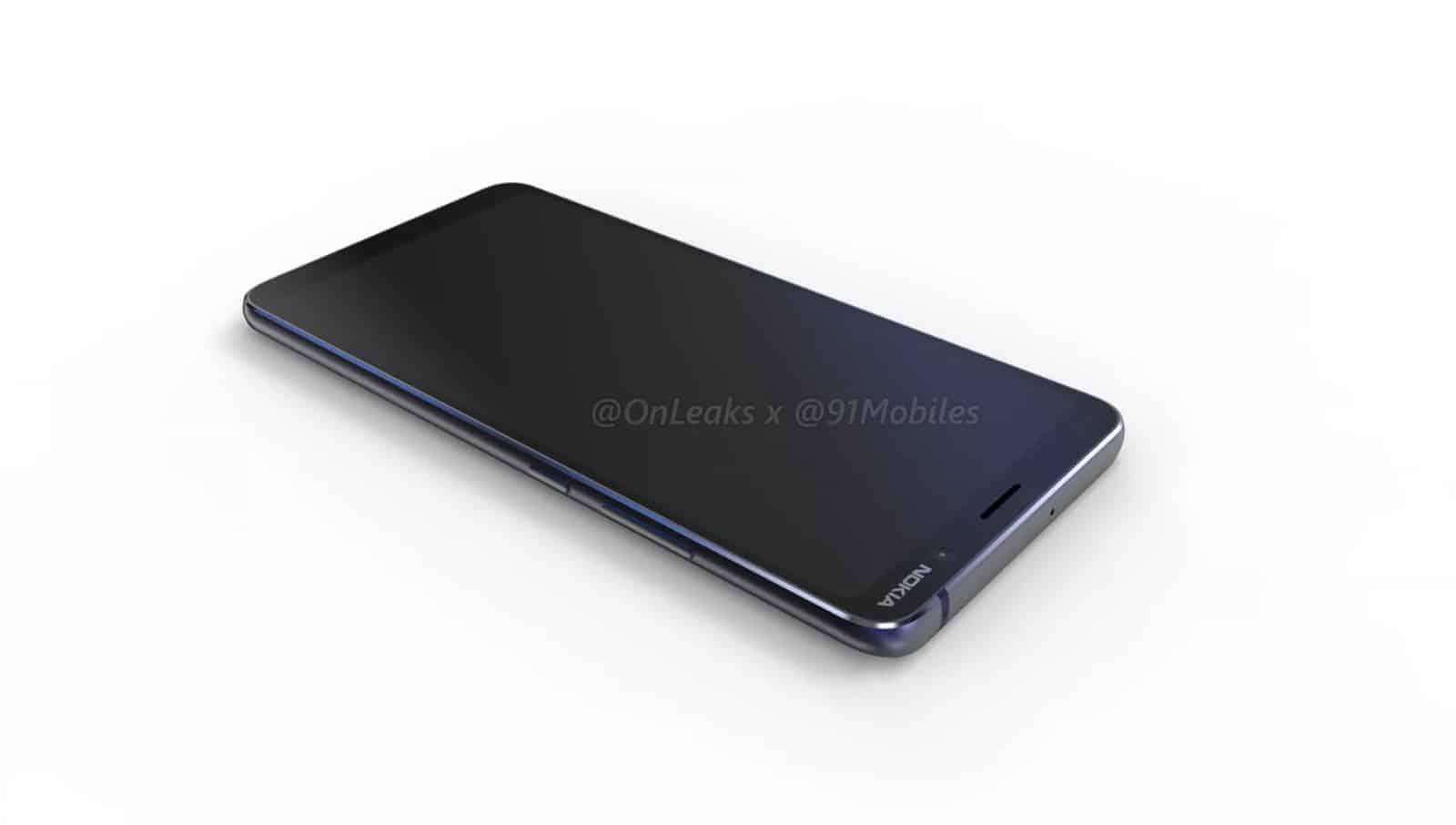 Nokia 9 OnLeaks render 5