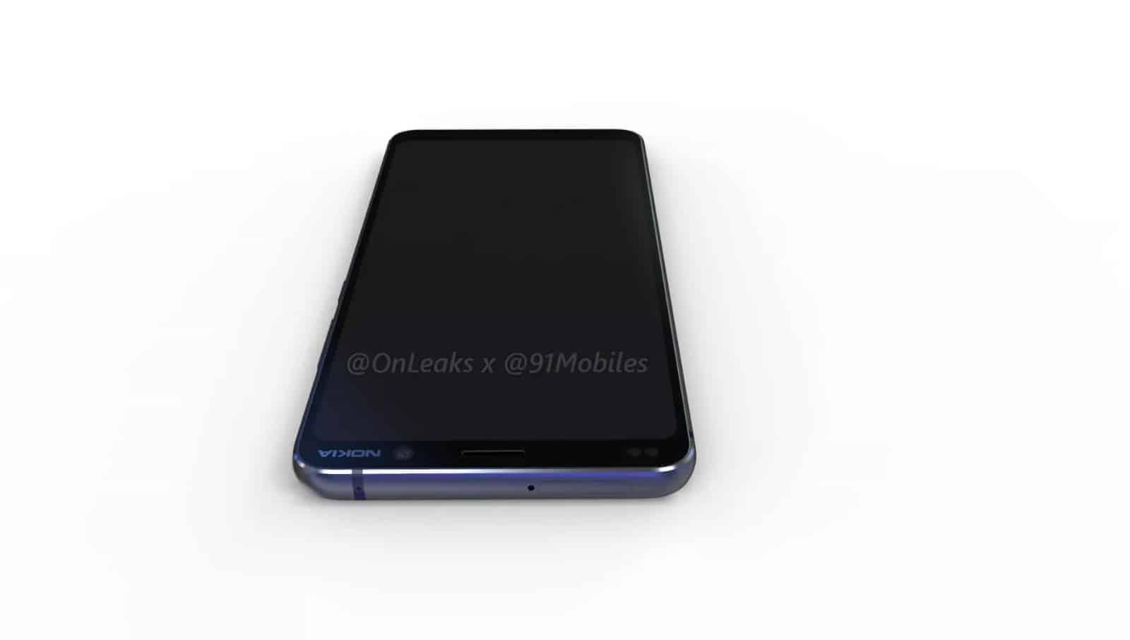 Nokia 9 OnLeaks render 6