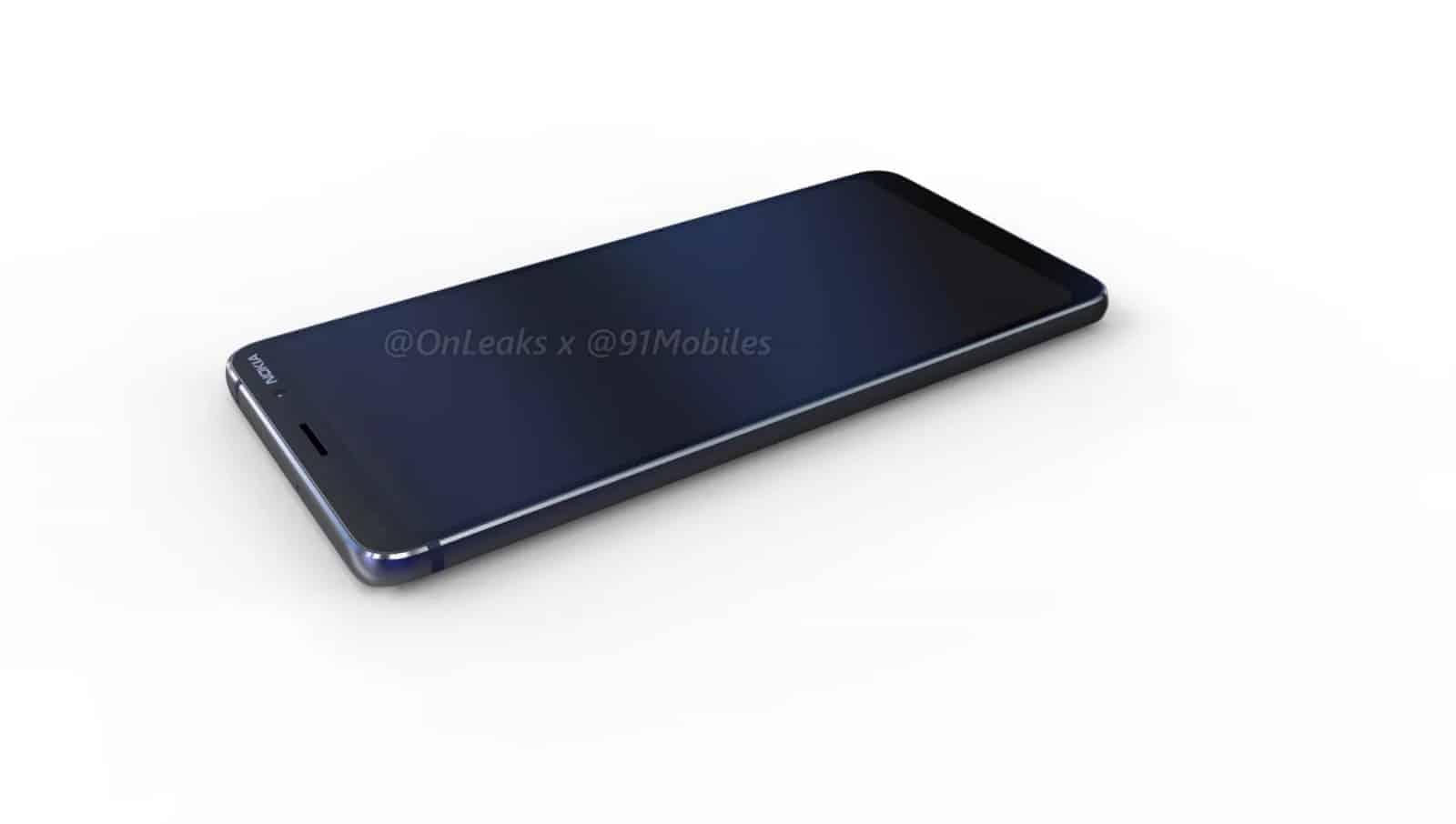 Nokia 9 OnLeaks render 7