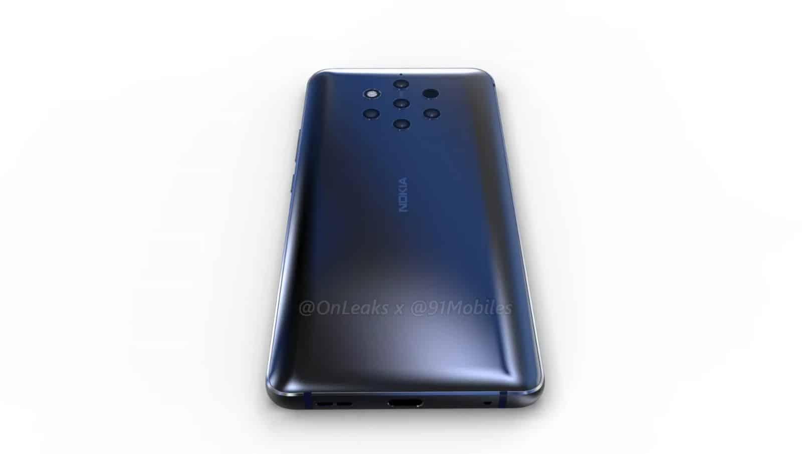 Nokia 9 OnLeaks render 8