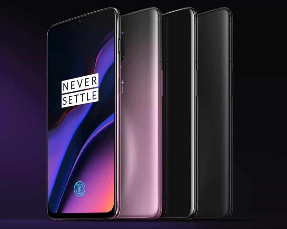 OnePlus 6T Thunder Purple official image 1