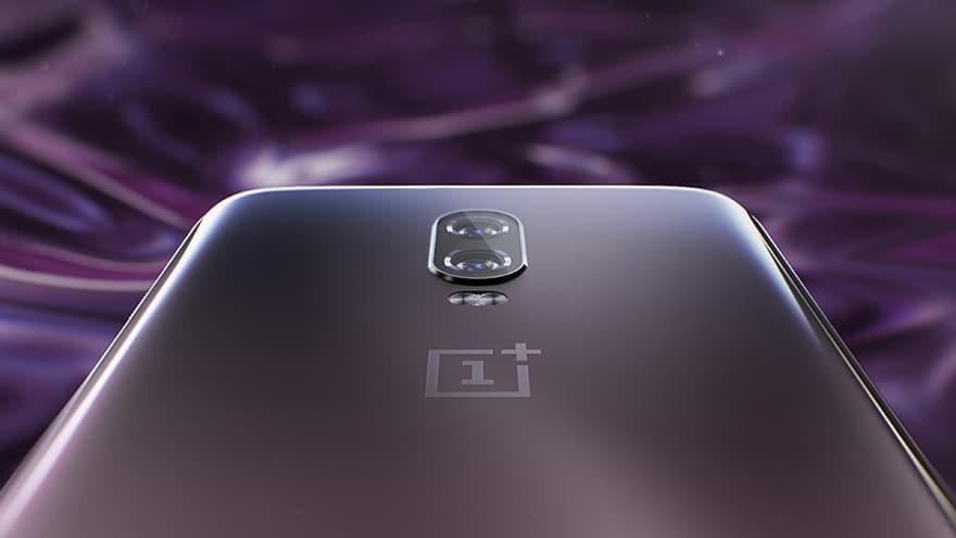 OnePlus 6T Thunder Purple official image 10