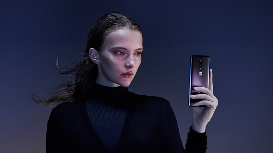 OnePlus 6T Thunder Purple official image 12