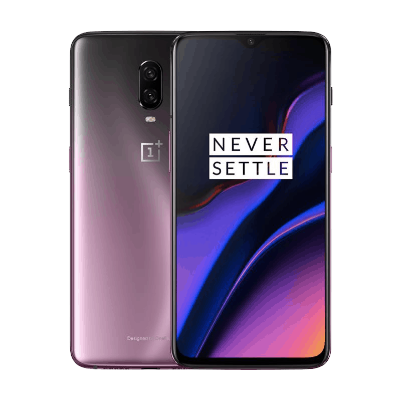 OnePlus 6T Thunder Purple official image 2