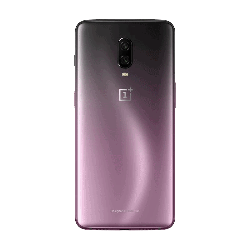 OnePlus 6T Thunder Purple official image 3
