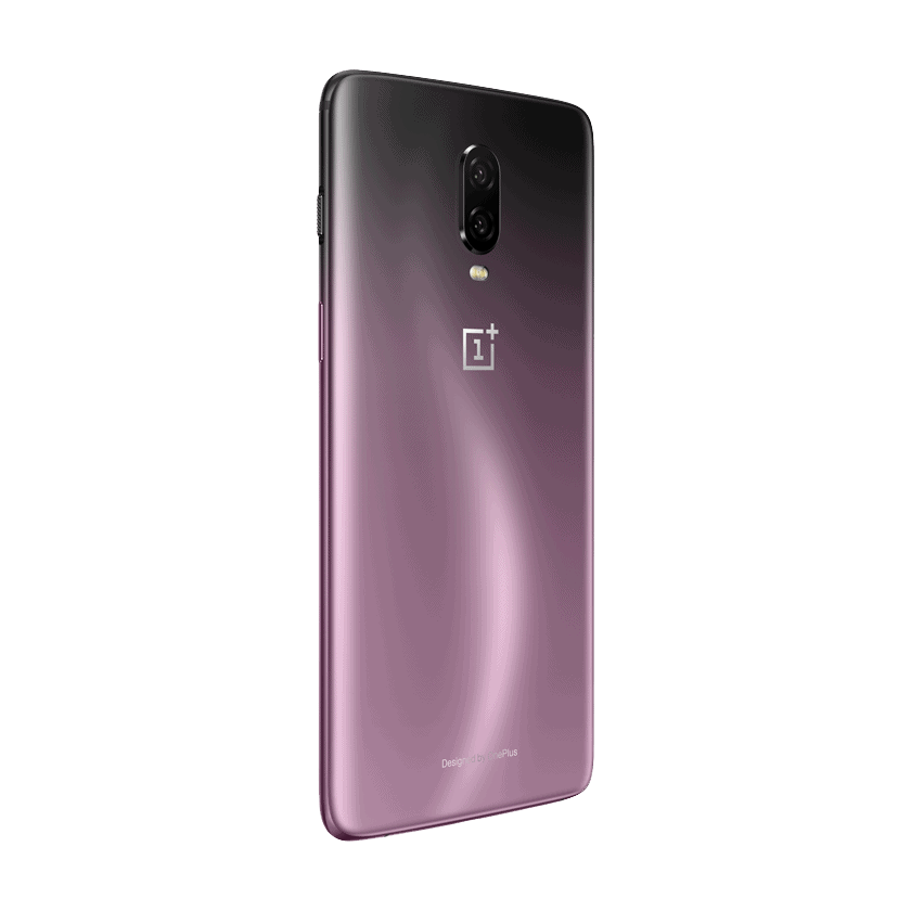 OnePlus 6T Thunder Purple official image 5