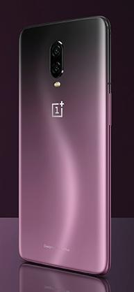 OnePlus 6T Thunder Purple official image 9