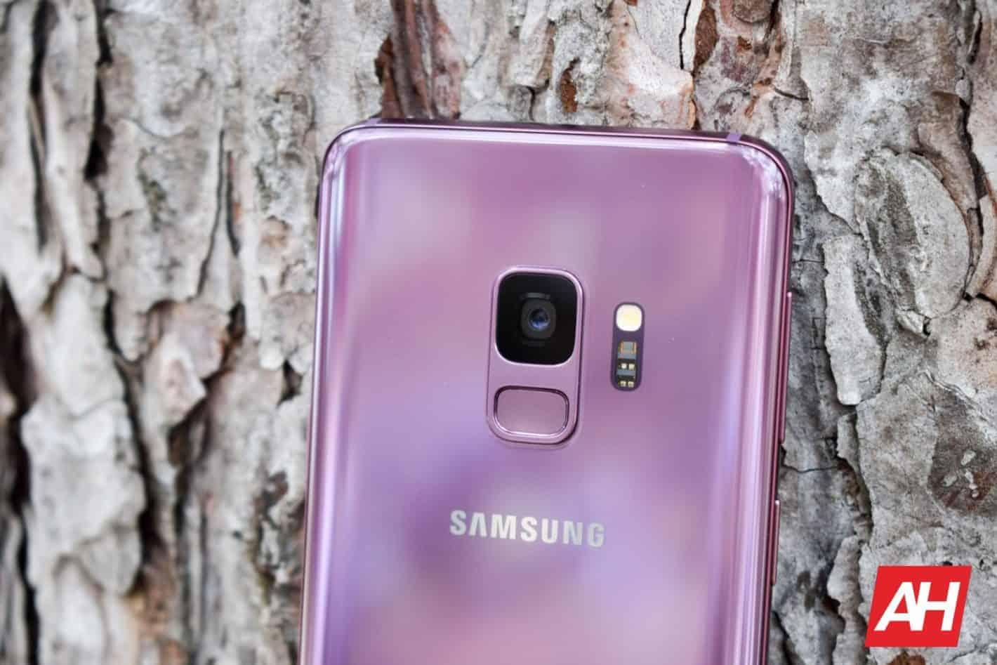 Samsung Galaxy S9 AH 2018 1