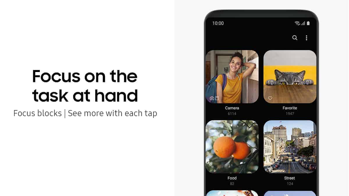 Samsung One UI Extra 1