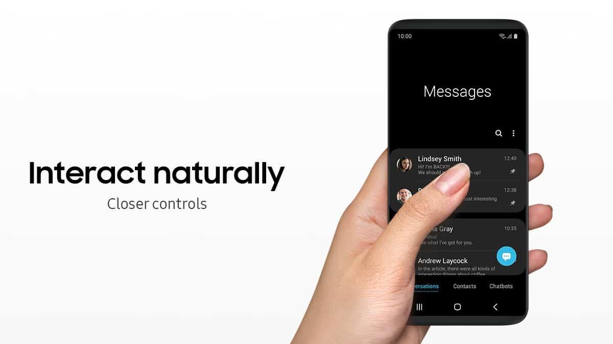 Samsung One UI Extra 2