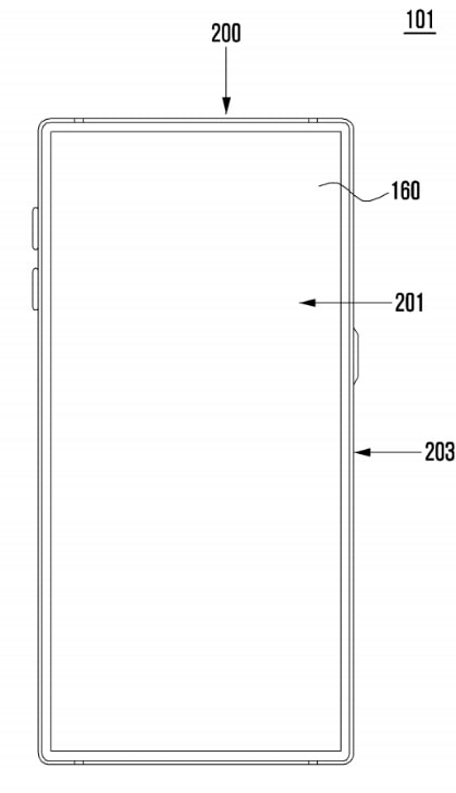 Samsung Patent Antenna device and electronic device comprising same 2018 img04