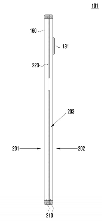 Samsung Patent Antenna device and electronic device comprising same 2018 img07
