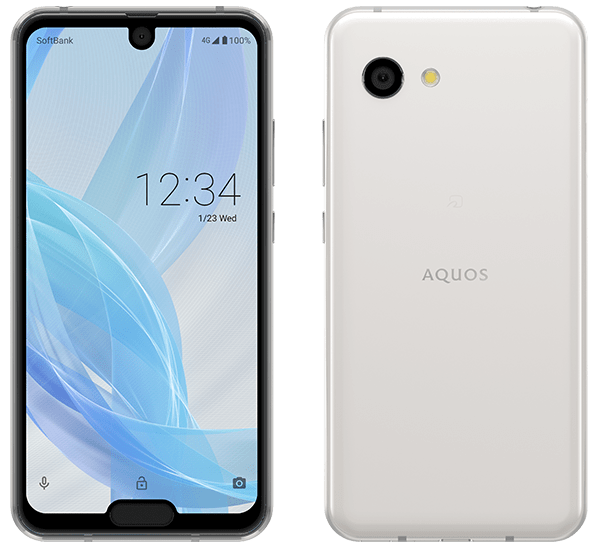 Sharp AQUOS S2 compact official image 10
