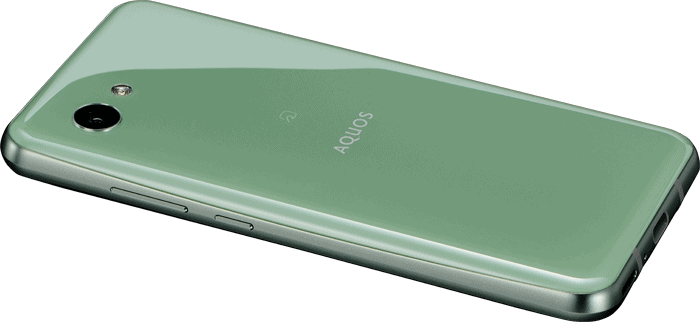 Sharp AQUOS S2 compact official image 8