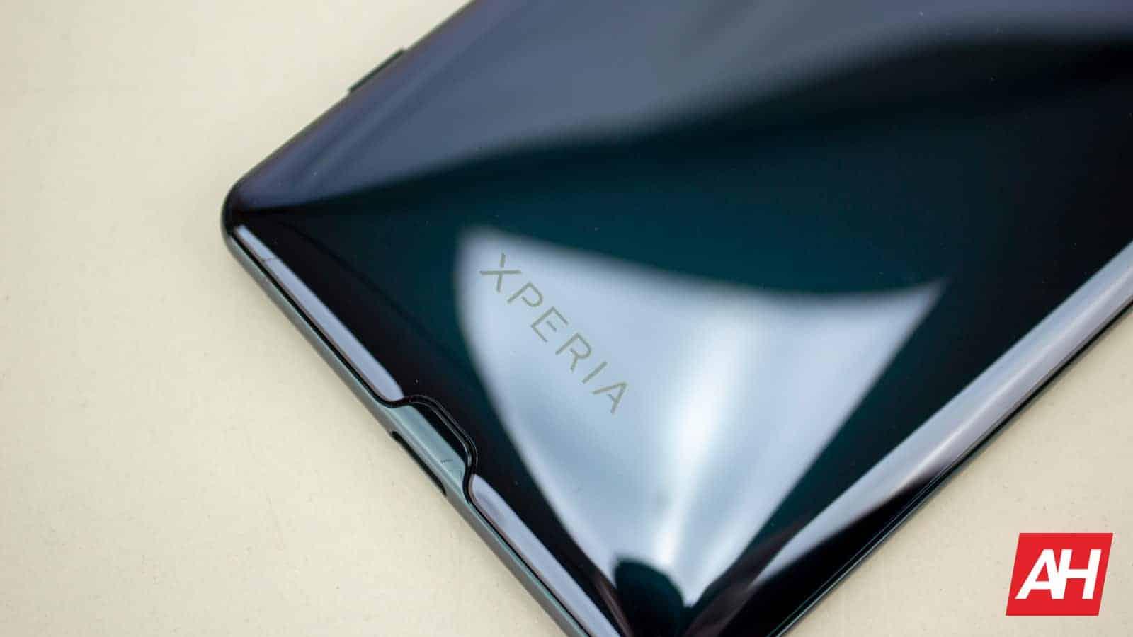 Sony Xperia XZ3 AH NS 12 logo