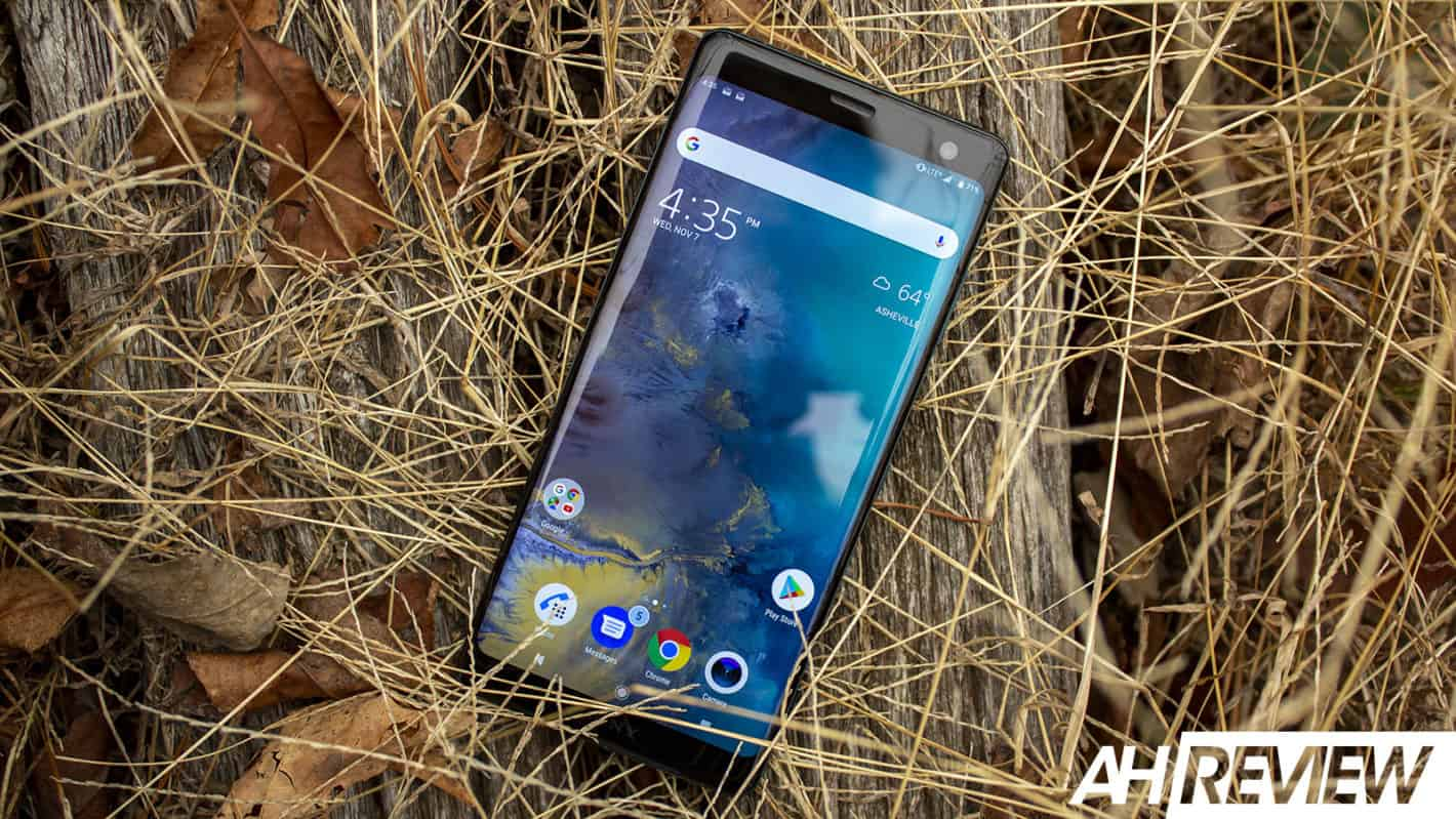 Sony Xperia XZ3 AH NS review