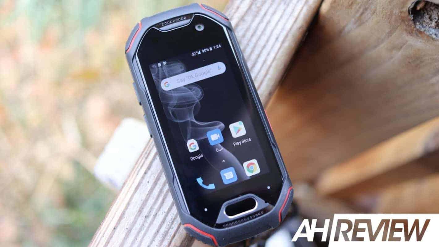 Unihertz Atom Smartphone Review The