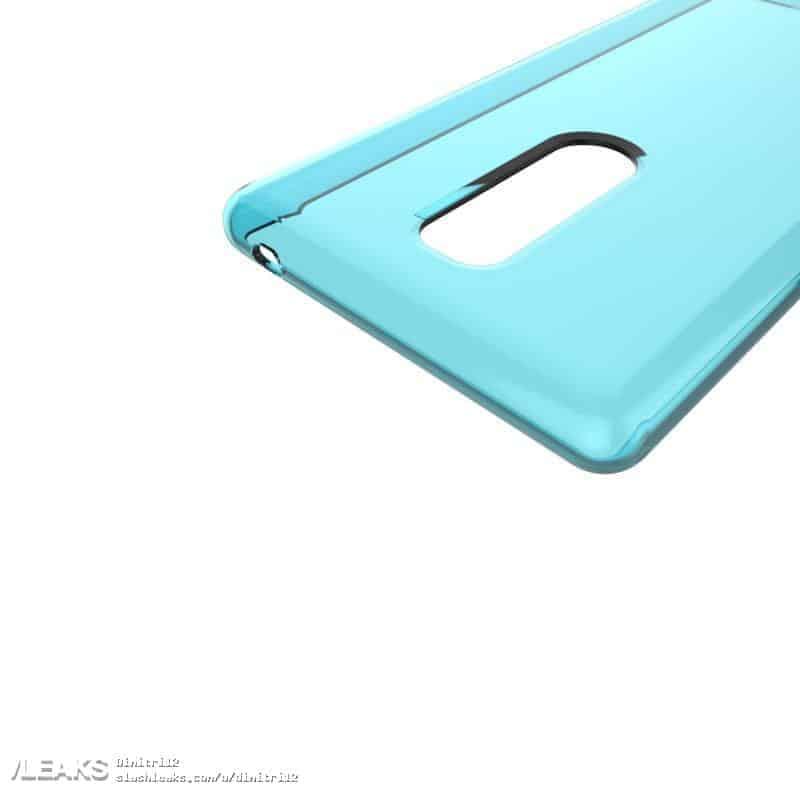 Xperia XZ4 case leak 4