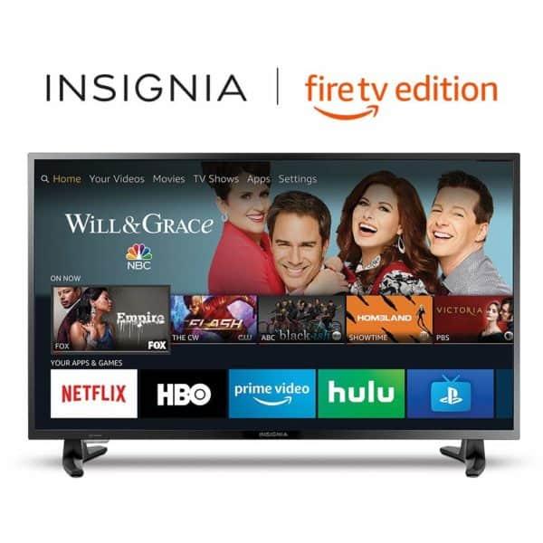 Insignia 39-inch 1080p Full HD Smart LED TV- Fire TV Edition - Amazon