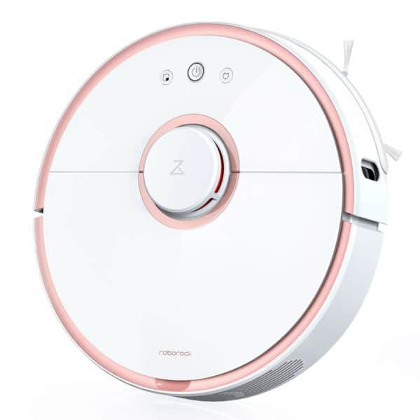 Roborock S5 Robotic Vacuum and Mop - Amazon