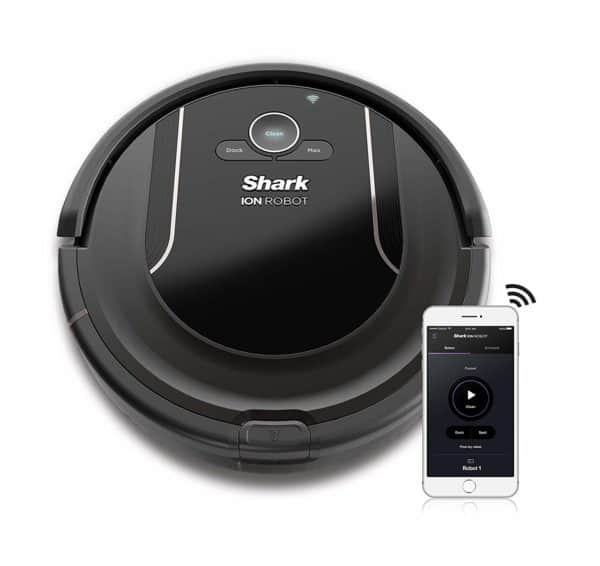 SHARK ION Robot Vacuum R85 - Amazon