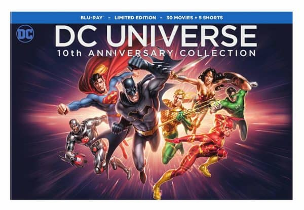 DC Universe 10th Anniversary Collection - Amazon