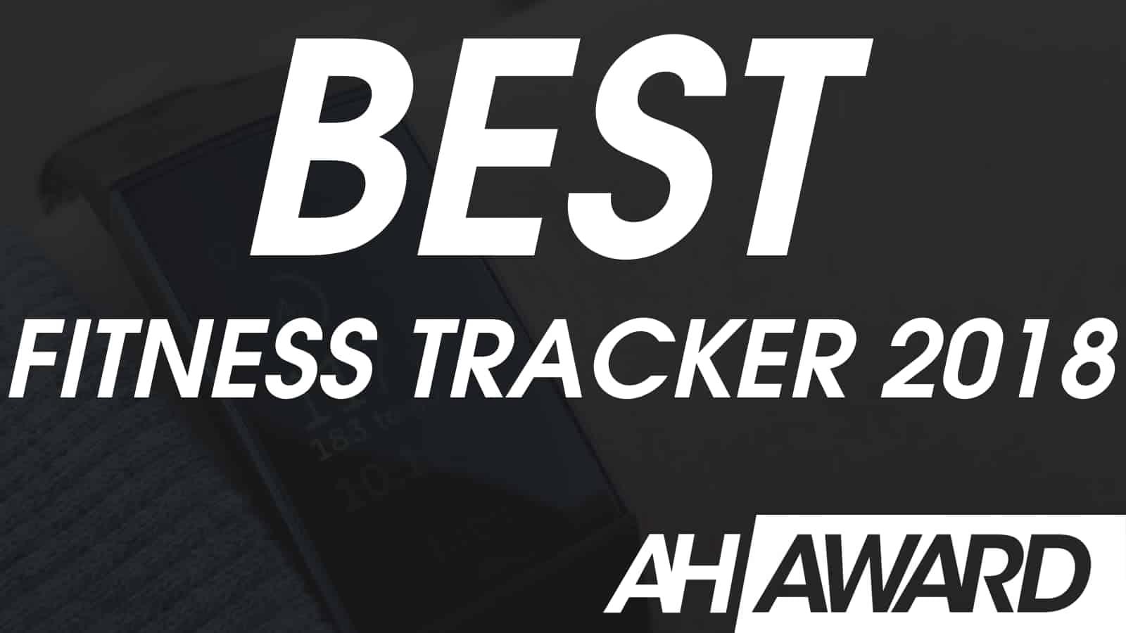 ANDROID HEADLINES AWARDS FITNESS TRACKER 2018