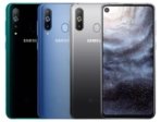 Galaxy A8s official image 1