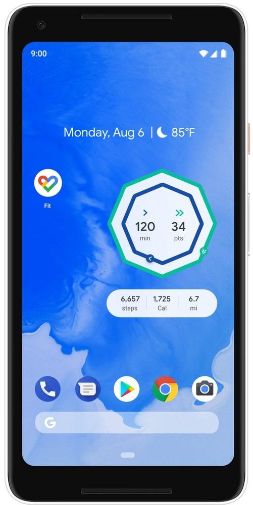 Google Fit Widget PRimg