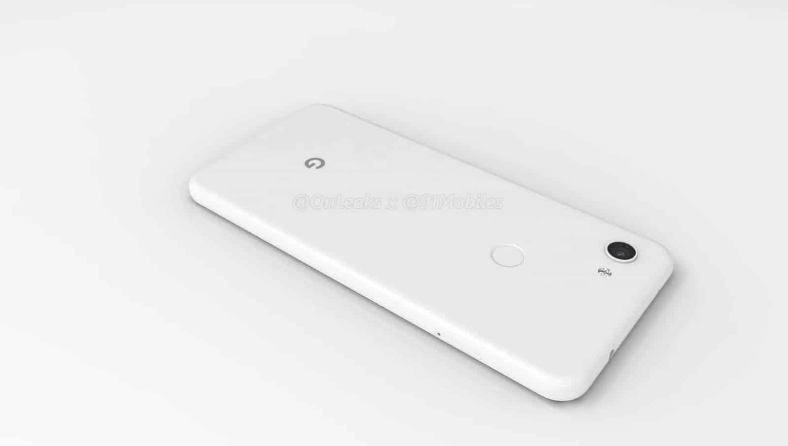 Google Pixel 3 Lite XL render leak 10