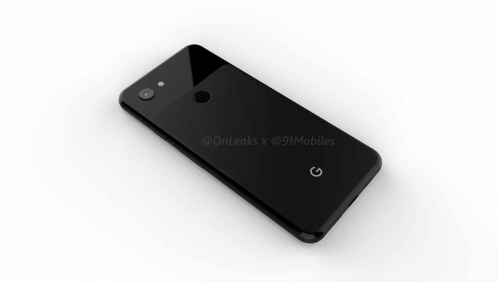 Google Pixel 3 Lite render leak 7