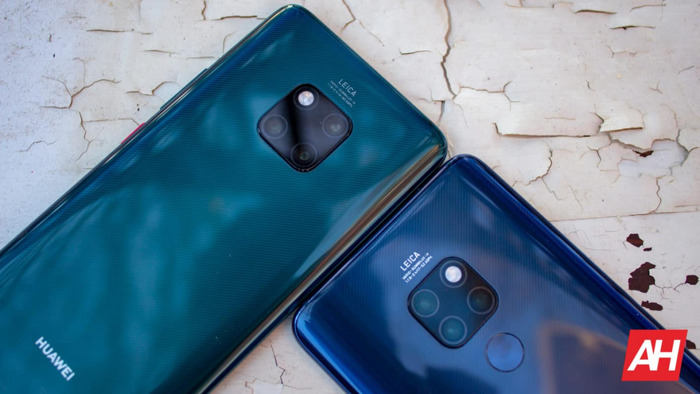 Huawei Mate 20 and Pro AH NS 01 camera