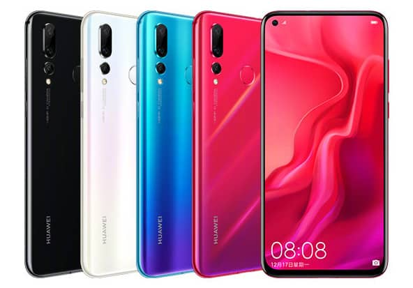 Huawei Nova 4 official image 1