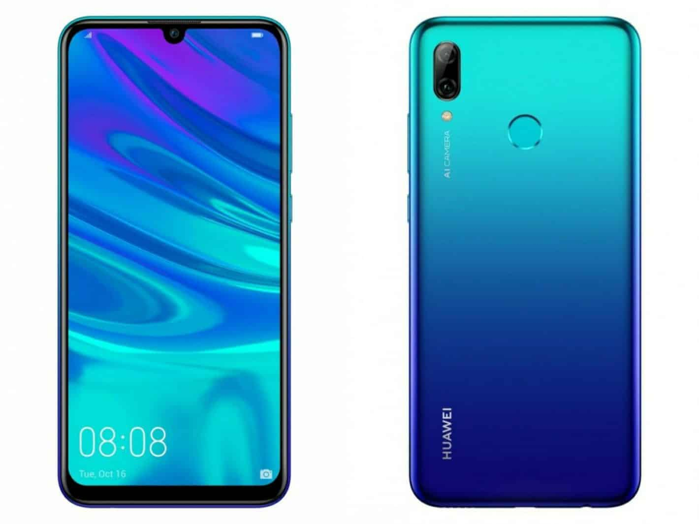 Huawei P Smart 2019 official image 1