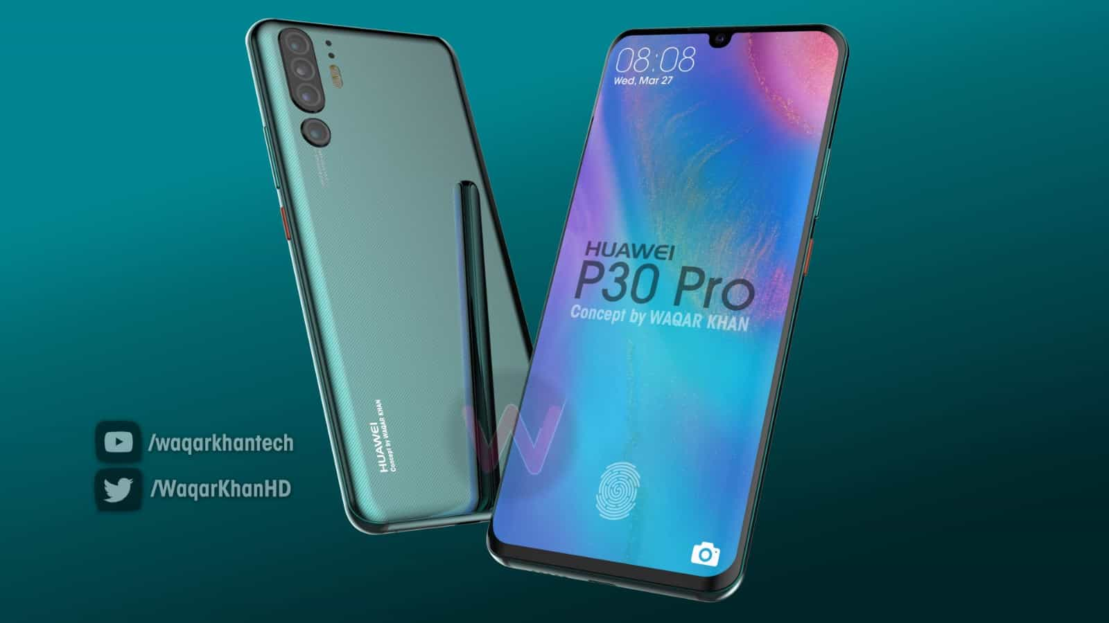 Huawei P30 Pro concept 12