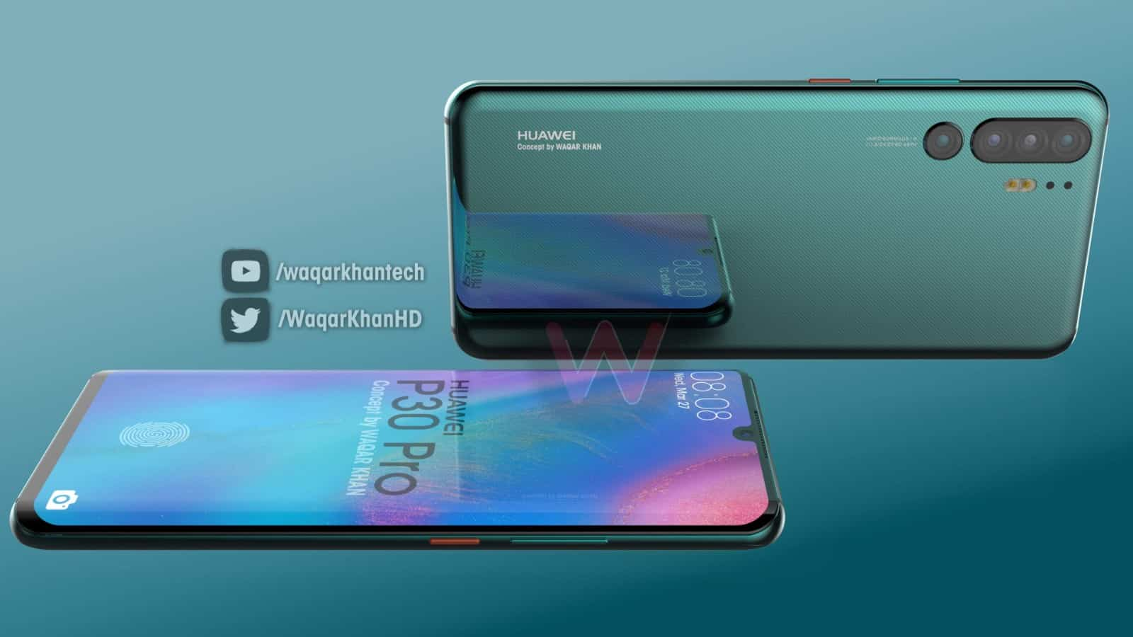 Huawei P30 Pro concept 13