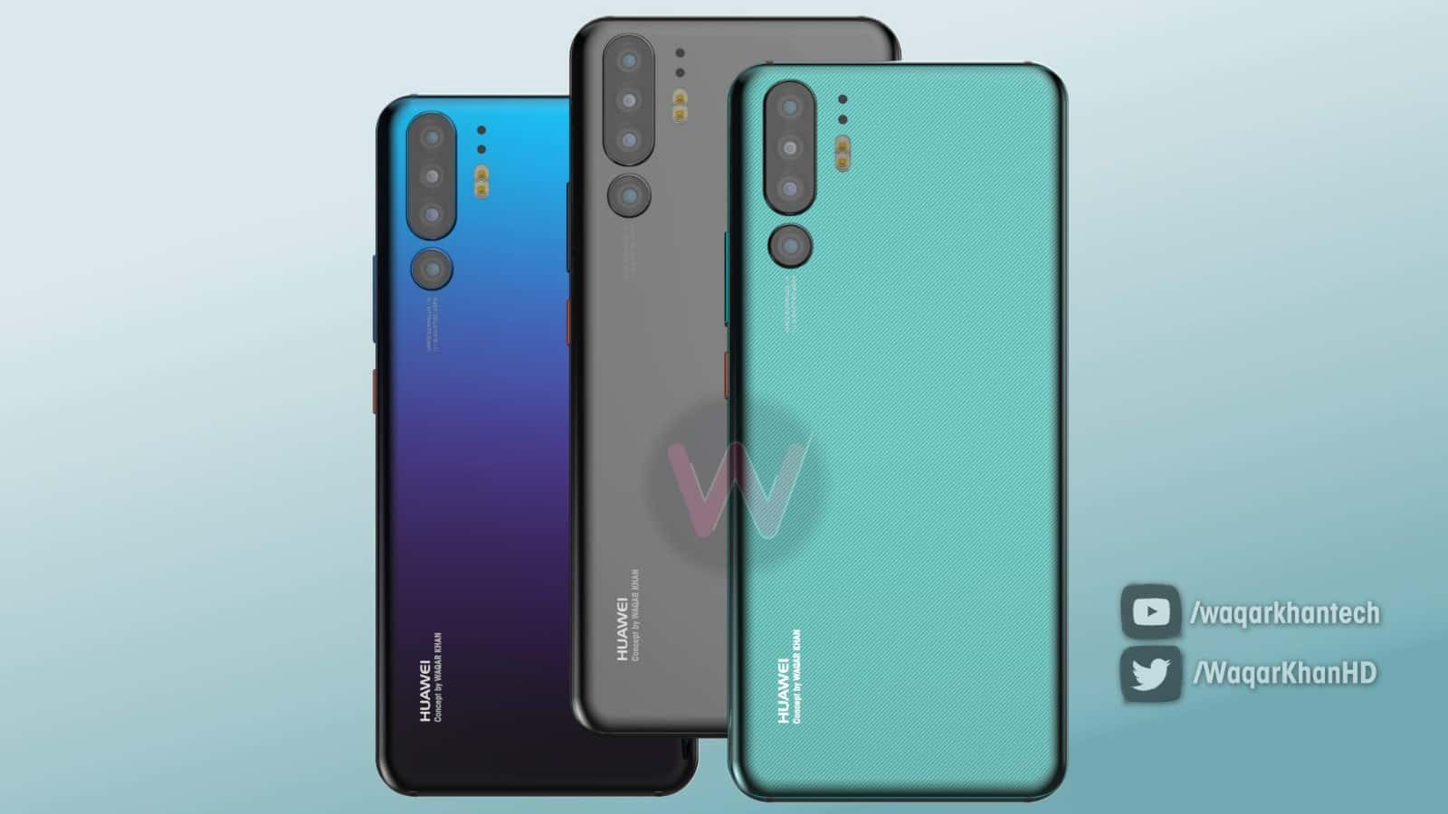 Huawei P30 Pro concept 14