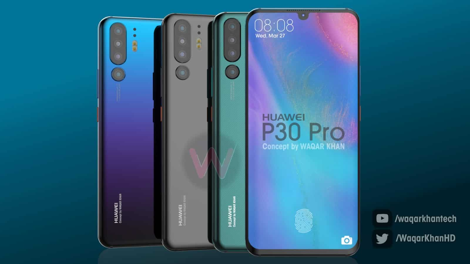 Huawei P30 Pro concept 15