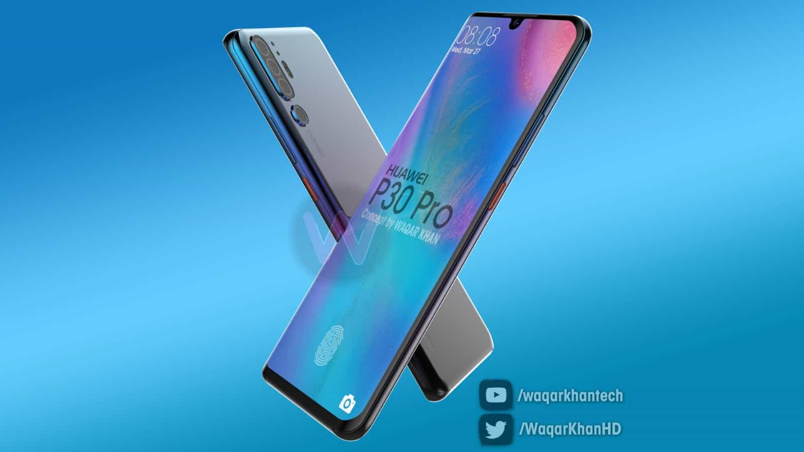 Huawei P30 Pro concept 16