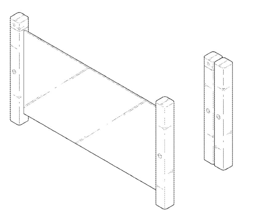 LG Patent US D836 076 S