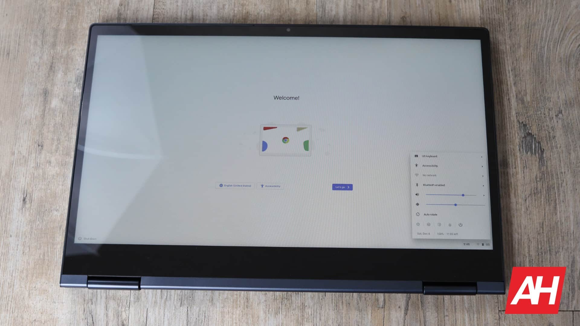Lenovo Yoga Chromebook C630 Review Hardware AH 31