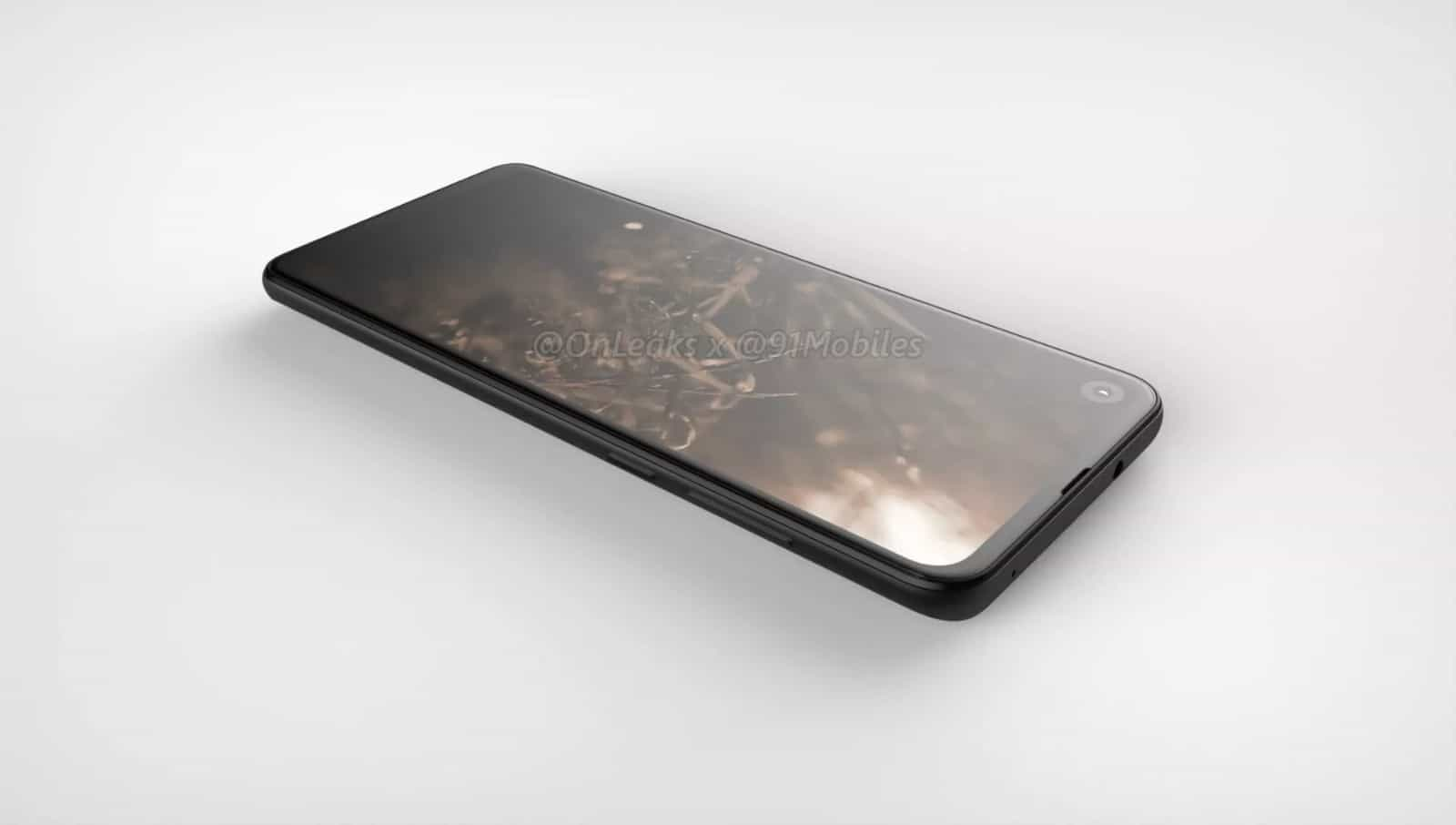 Motorola P40 render leak 4