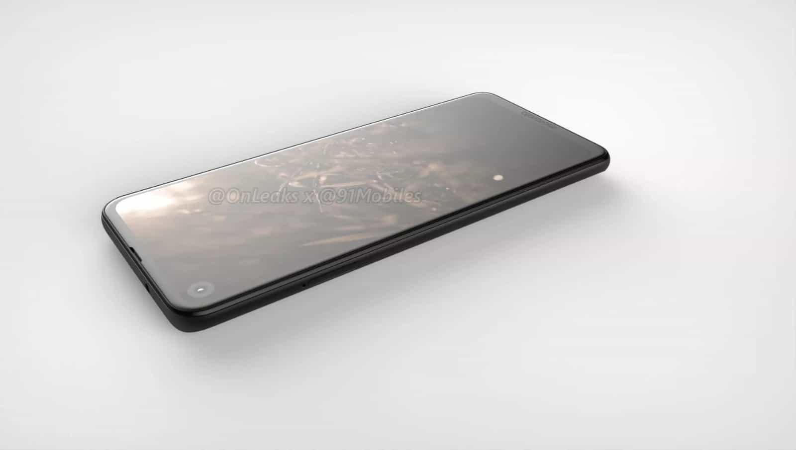 Motorola P40 render leak 6