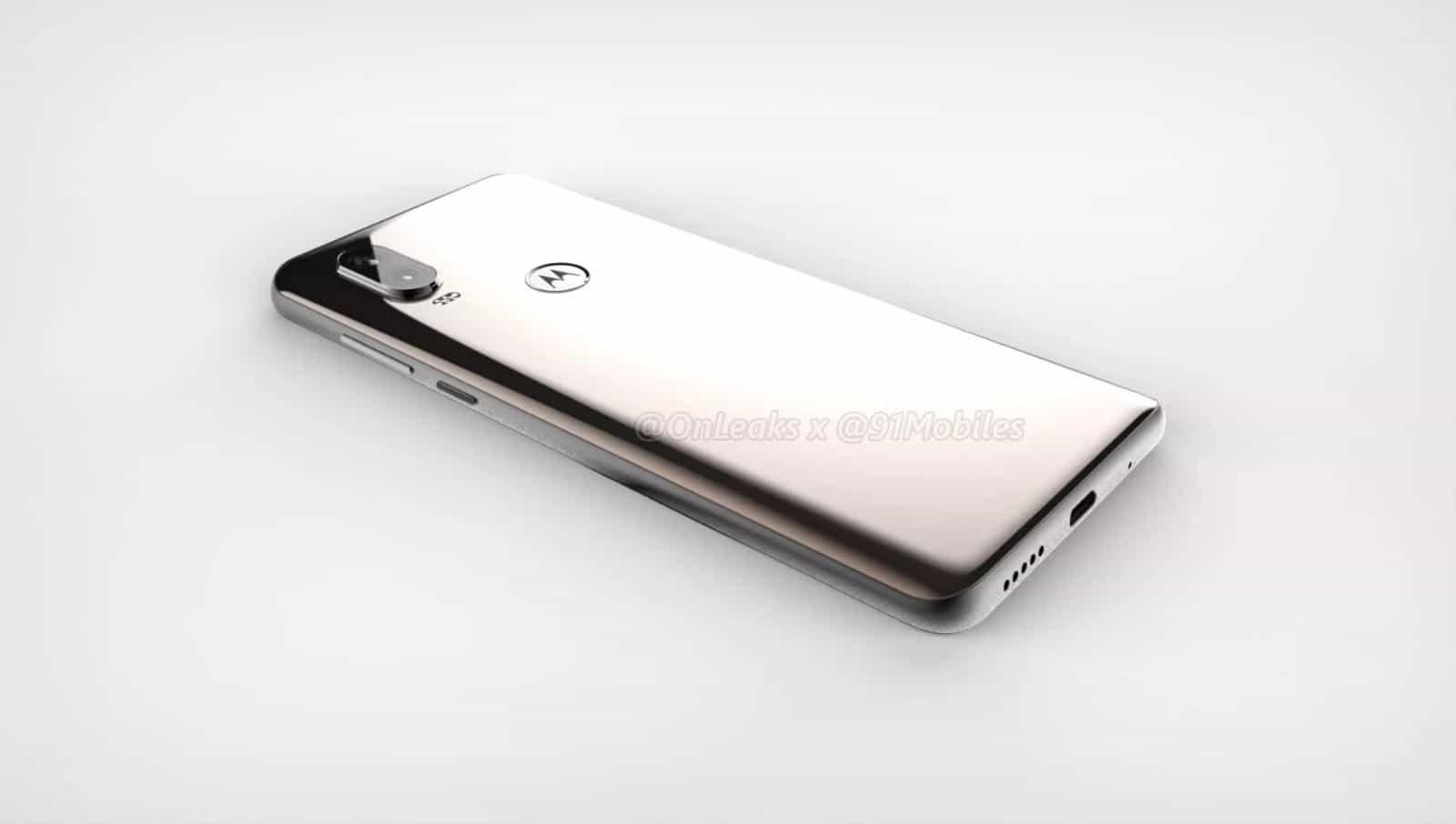 Motorola P40 render leak 7