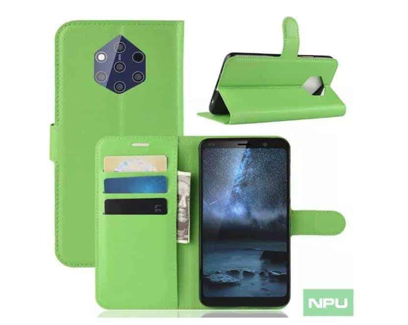 Nokia 9 PureView case leak NPU image 2
