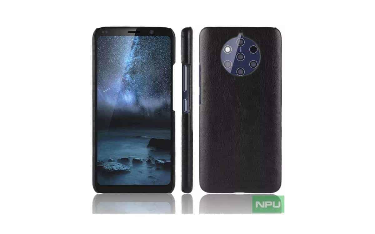 Nokia 9 PureView case leak NPU image 4