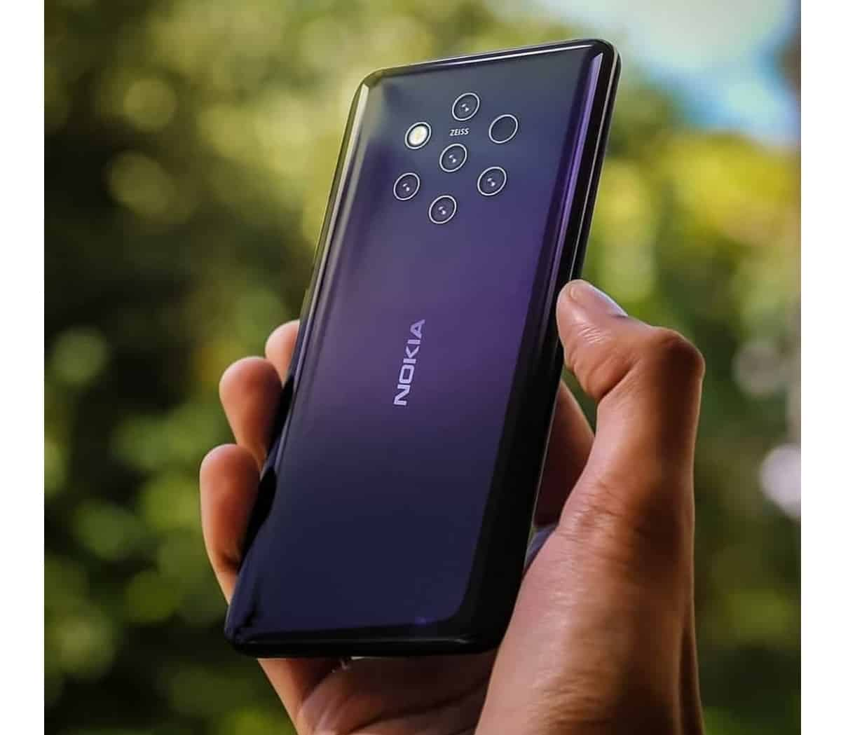 Nokia 9 PureView real life image created