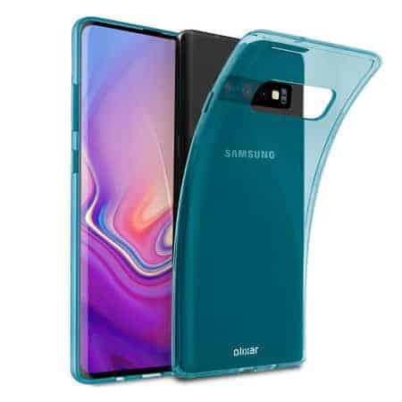 Olixar FlexiShield Samsung Galaxy S10 Gel Case leak 1